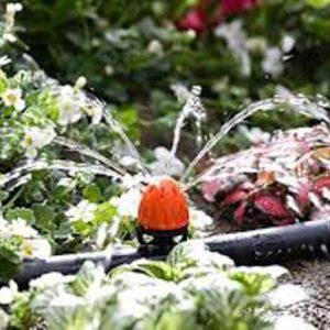 Claber kastmine aias ja kasvuhoones