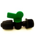 algliide kraaniga PE 16mm-hortinet